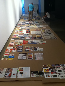 IMG_0216 Lino en chantier ©MAD Centre de design de l'UQAM Saison 2011-2012