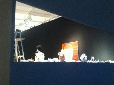 IMG_0224 Lino en chantier ©MAD Centre de design de l'UQAM Saison 2011-2012