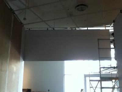IMG_0205 Lino en chantier ©MAD Centre de design de l'UQAM Saison 2011-2012