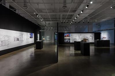Exposition GLENN MURCUTT  Centre de design de l'UQAM ©Michel Brunelle, photographe