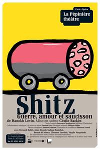 """Affiche """"Shitz"""" 2008"""