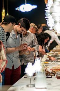HAUT+FORT   Le marché design - 5e Édition - Événement - Centre de design - Saison 2013-2014 - Crédit photo Justin Lapointe