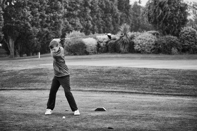 Aniko Towers Golf Photos Gaudet Russell Adams Golf Academy Summer Camp-71