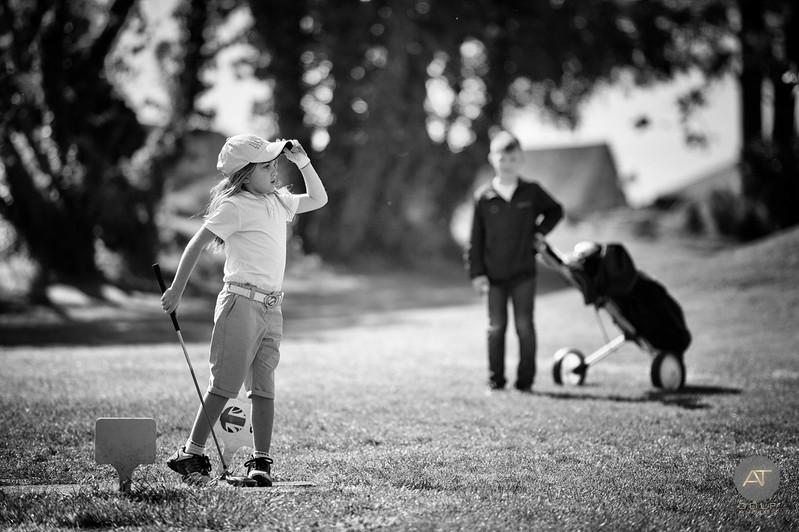 Russell Adams Junior Golf Academy Hadzor Aniko Towers Golf photos-18