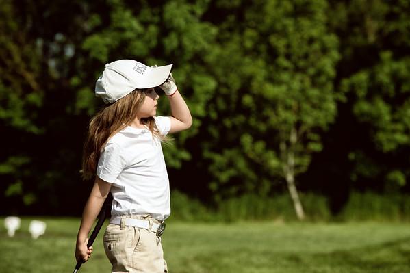 Russell Adams Golf Academy Juniors Aniko Towers Golf Photo-3