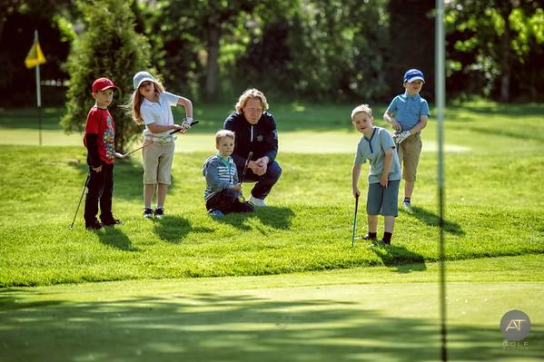 Russell Adams Junior Golf Academy Hadzor Aniko Towers Golf photos-10