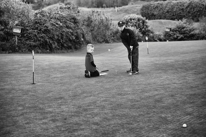Ethan Aniko Towers Photo Russell Adams Golf Academy Easter Camp-4