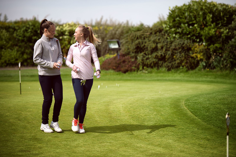Russell Adams Golf Academy County Girls Aniko Towers photo-62