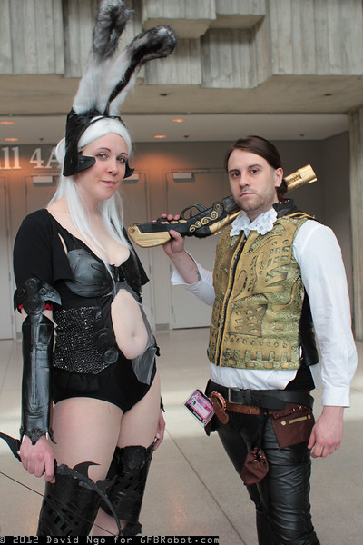 Fran and Balthier
