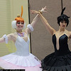 Princess Tutu and Princess Kraehe