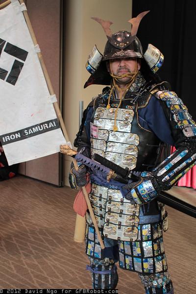 Kirin Samurai
