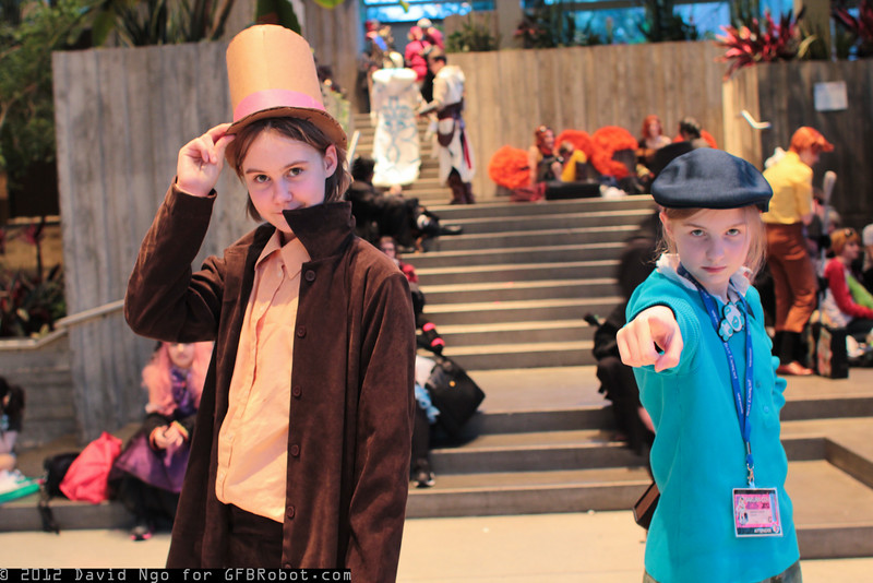 Professor Hershel Layton and Luke Triton