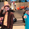 Professor Hershel Layton and Luke Triton