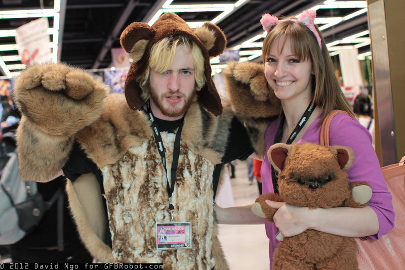Tibbers and Annie Hastur