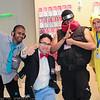 Mikuo Hatsune, Conan Edogawa, Ninja, and Pikachu