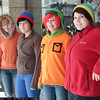 Kenny McCormick, Stan Marsh, Kyle Broflovski, and Eric Cartman