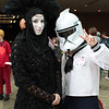 Queen Padme Amidala and Clone Trooper