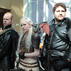 Tywin Lannister, Daenerys Targaryen, and Robb Stark
