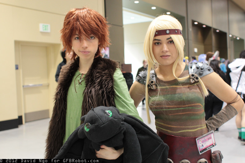 Hiccup Horrendous Haddock III, Astrid Hofferson, and Toothless
