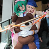 Ranka Lee and Sheryl Nome