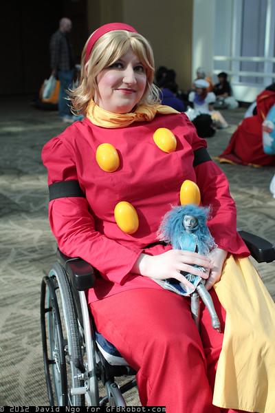 Cyborg 003