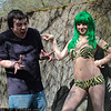 Ataru Moroboshi and Lum Invader