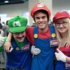 Luigi and Marios
