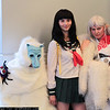 Naraku, Kagome Higurashi, and Sesshomaru