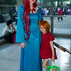 Mother of the Sea and Ponyo