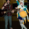 Marshall Lee, Fionna, and Cake