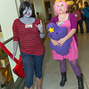 Marceline, Princess Bubblegum, and Lumpy Space Princess