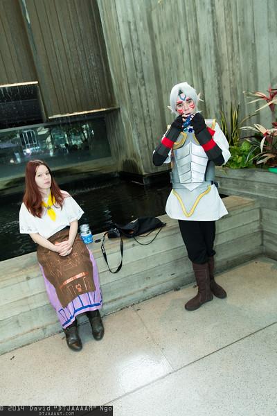 Malon and Fierce Deity Link