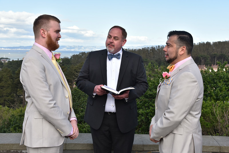 Salvador and Mike's Wedding Day - 26th Feb 2017.