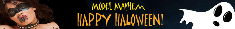 Model Mayhem Banner Entry