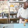 Chef at Sala's Camp in the Masai Mara