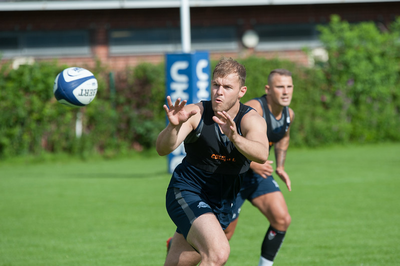 Sale Sharks Will Addison