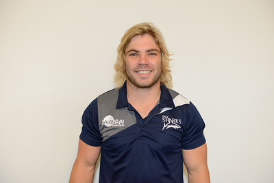 Sale Sharks Faf de Klerk