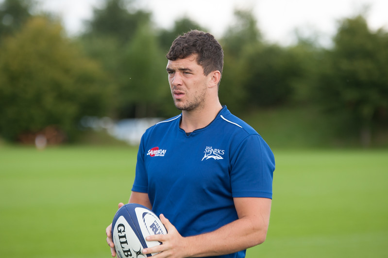 Sale Sharks Cameron Neild