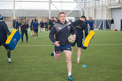 Sale Sharks Curtis Langdon