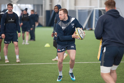 Sale Sharks Byron McGuigan