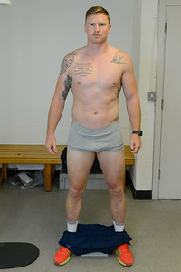 Chris Ashton, Front