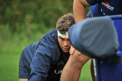 Training, Carrington, Sale Sharks, UK Fast