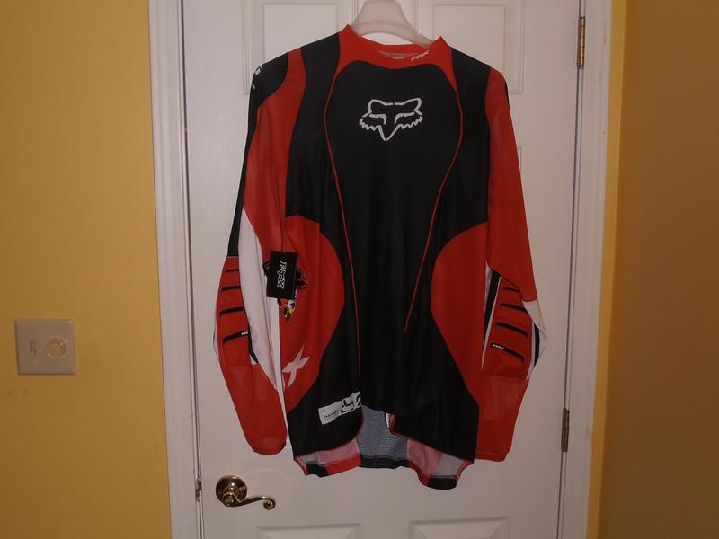 Fox Flex Air jersey XL front