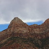 Cliff at Zion National Park, Utah