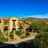 House at edge of desert, Henderson, Nevada