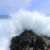 Wave Crashing at Ka Lae 2