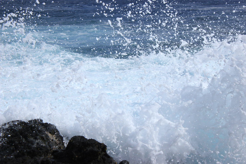 wave crashing at southern most point 3
