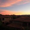 Sunset over Henderson, Nevada