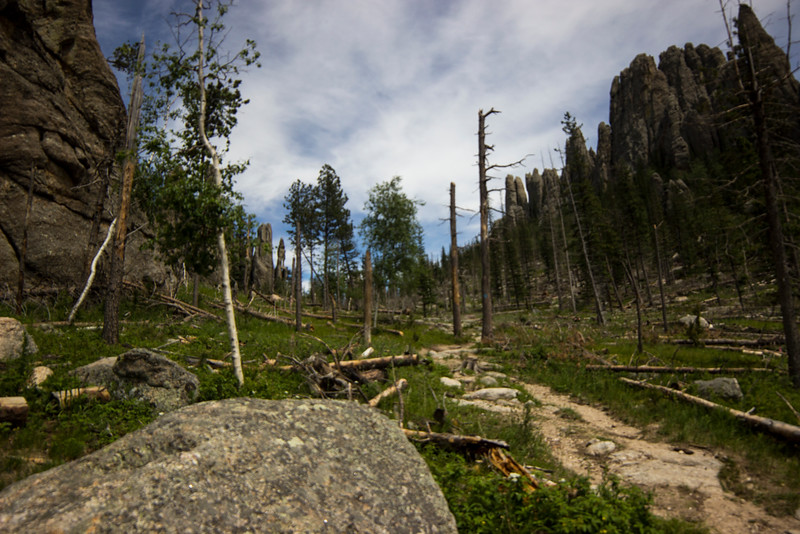 The Path from Boulder
