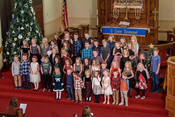 Salem Christmas program